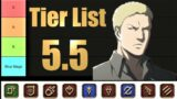 5.5 Tier List | OUR personal Power Ranking for FFXIV – feat Twitch Chat