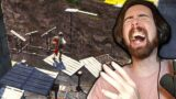 Asmongold Wasn't Ready for THIS! FFXIV Jumping Puzzles