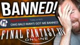 FFXIV BANS Asmongold's Harassers & They're MAD