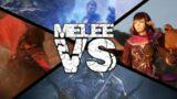 FFXIV VERSUS – Monk vs Dragoon vs Ninja vs Samurai (Melee ShB Edition)
