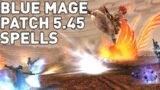 FFXIV – Blue Mage Learning Guide (Patch 5.45, Spells #81-104)