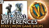 The TRUTHS Behind WoW/FFXIV Game Shops, P2W Carries And The Grey Market
