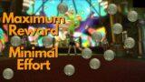 FFXIV – Gold Saucer MGP: Maximum Reward || Minimal Effort (200K+ Weekly MGP)