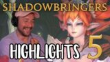 Rich Campbell Reacts to FFXIV: Shadowbringers Part 5