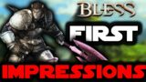 BDO/FFXIV Player's First Impressions Bless Unleashed