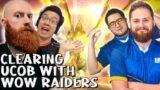 Helping WOW Hardcore Raiders Clear Their First FFXIV Ultimate Raid – Xeno Healer POV